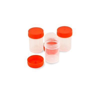 Recoltor universal nesteril, capac rosu filetat, 120 ml