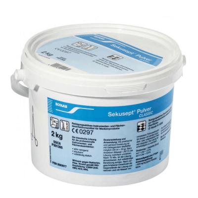 Dezinfectant suprafete SEKUSEPT PULVER, 2 kg