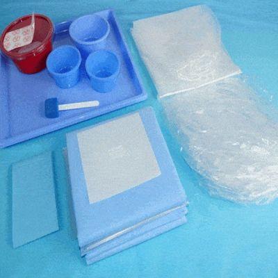 Set angiografie, steril