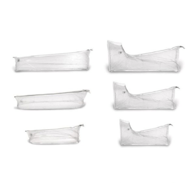 Set atele gonflabile pentru picior, brat, picior jumatate, brat jumatate, mana/incheietura/picior/sold, 6 buc./set