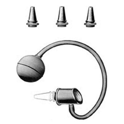 Set 3 speculi auriculari Siegel