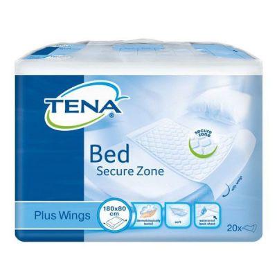 Aleze igienice Tena Bed Plus, 80 x 180