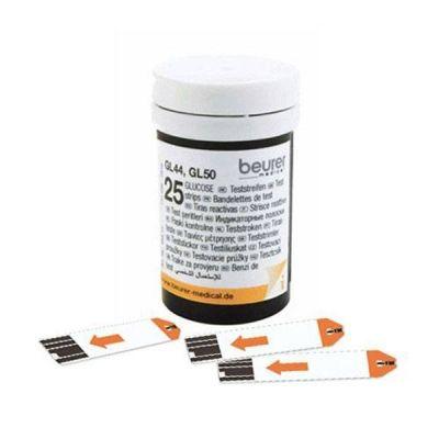 Teste glucoza pt. glucometru GL44 si GL50