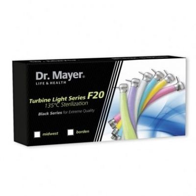 Turbina colorata F20, blue, Midwest, Dr. Mayer