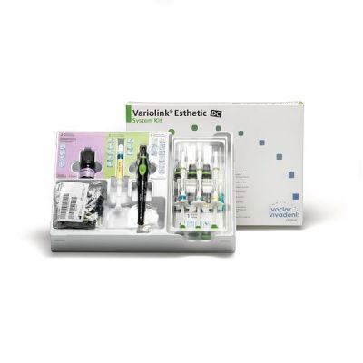 Ciment fotopolimerizabil Variolink Esthetic LC System Kit