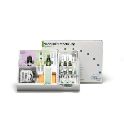 Ciment definitiv Variolink Esthetic DC System Kit