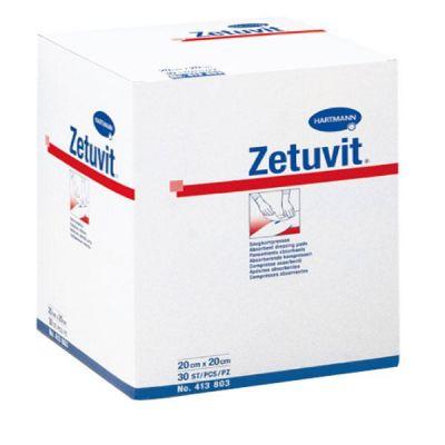 Comprese celuloza sterile ZETUVIT