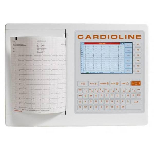 Electrocardiograf Cardioline 200S - medizone.ro